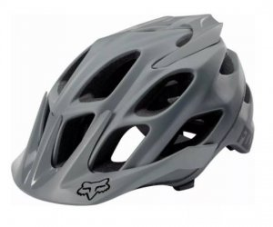 Capacete Fox Flux Solid Dirt