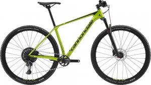 Bicicleta Cannondale F-si Carbon 5 2019 Green