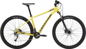 Bicicleta Cannondale Trail 6 Hot Yellow 2019