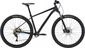 Bicicleta Cannondale Trail 5 Black 2019