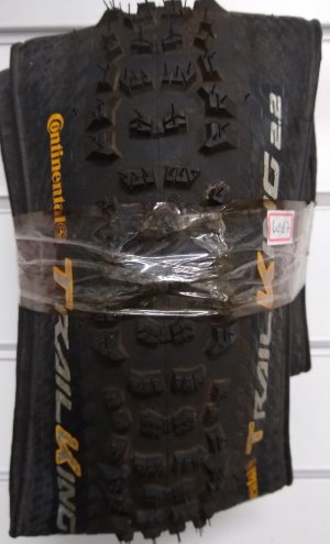 Pneu 29x2.2 Continental Trail King Protection