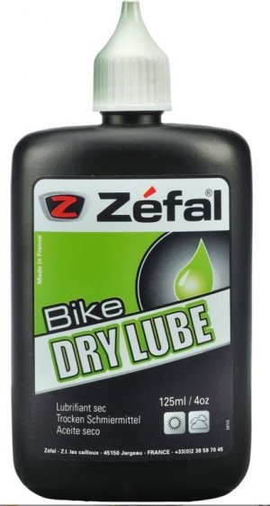 Lubrificante Zefal Dry Lube 125 Ml