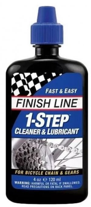Lubrificante Limpador Finish Line 1 Step 120 Ml