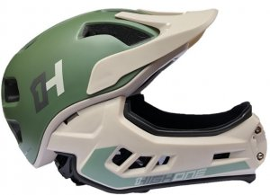 Capacete High One Dh/enduro Hurricane
