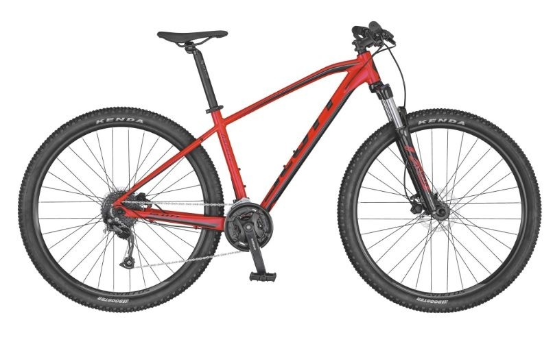 Bicicleta Scott Aspect 950 Red/black