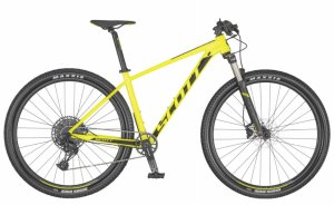 Bicicleta Scott Scale 980 Yellow