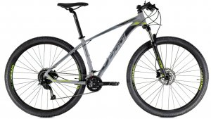 Bicicleta Oggi Big Wheel 7.0 Grafite/preto/lime 2021