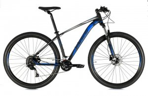Bicicleta Oggi Big Wheel 7.0 Preto/azul/grafite 2021