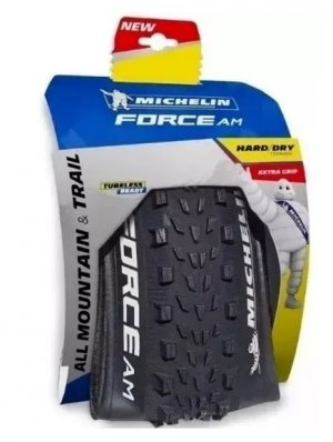 Pneu 29x2.35 Michelin Force Am Hard Dry Compettition Tr